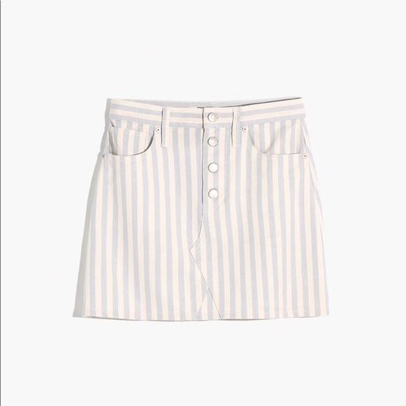 Madewell Dresses & Skirts - Madewell A-Line Mini Skirt